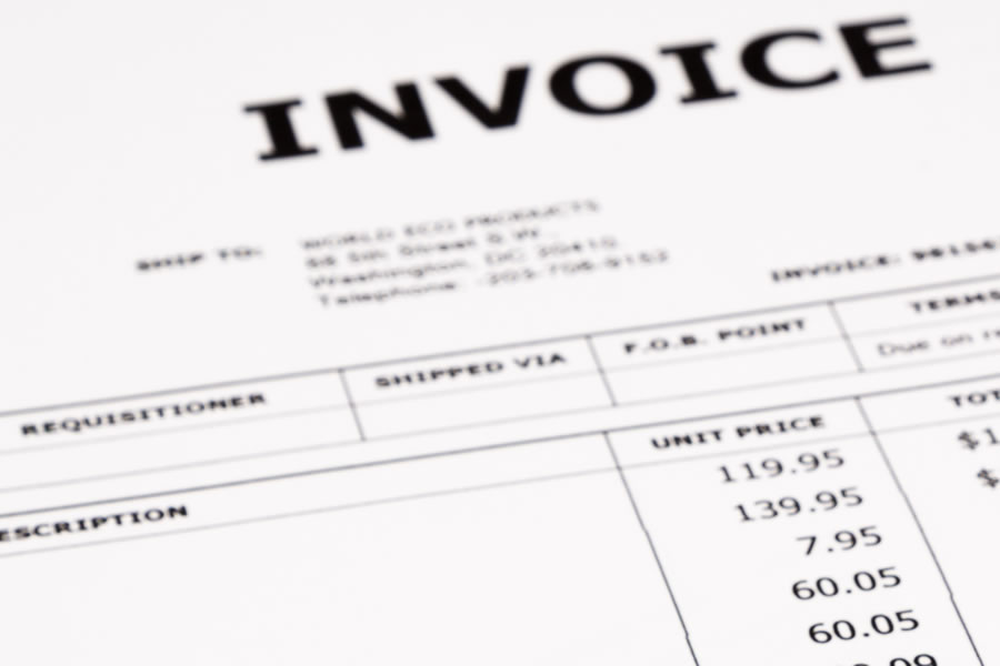 Factuur.tips  Example Of An Invoice
