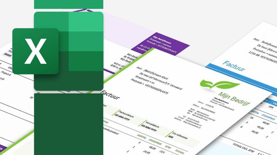 Excel factuur maken