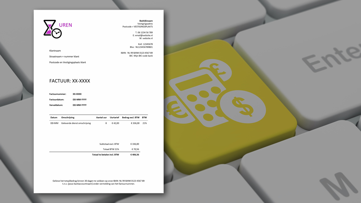 Gratis factureren voor zzp en freelancers