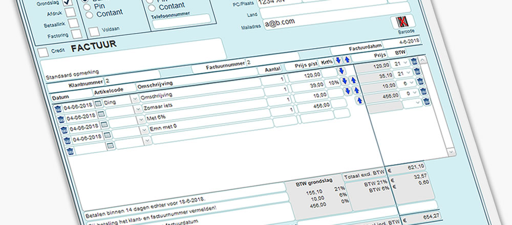 Gratis factuursoftware voor jouw facturatie met SimpelFact