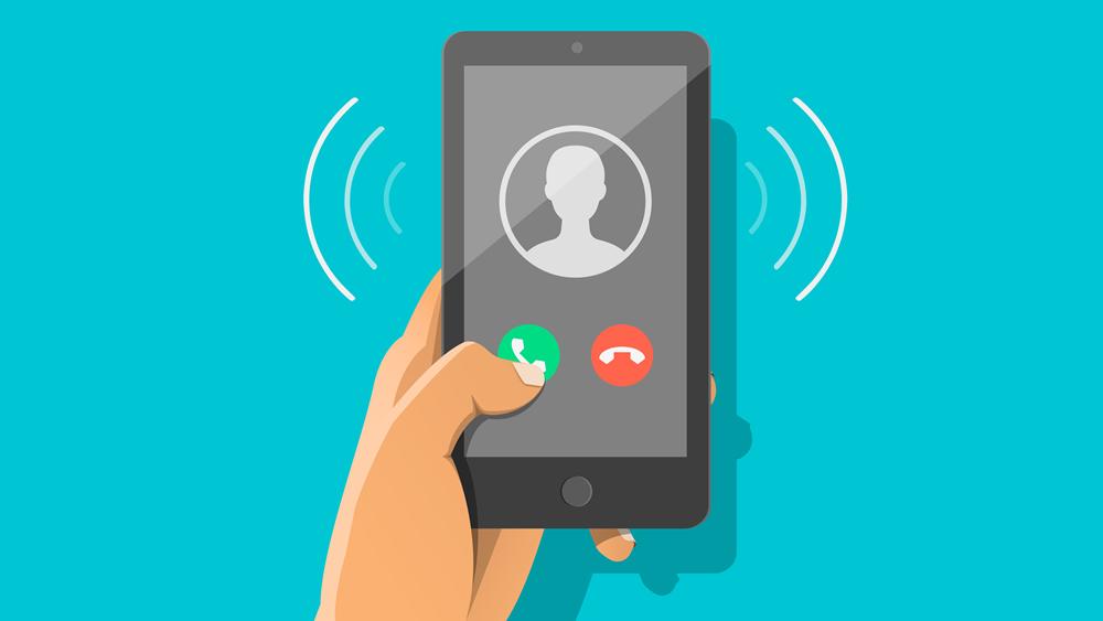 Telefonisch contact opnemen dat de factuur nog niet is betaald