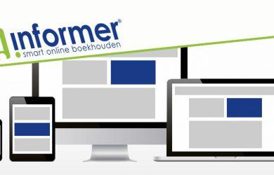 Jouw factuur maken met InformerOnline
