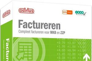 Factuurprogramma Osirius Factureren