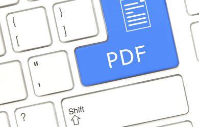 Factuur als PDF-bestand versturen via e-mail